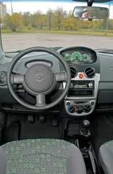 Сравнение Daewoo Matiz и Chevrolet Spark